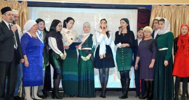 Төмән татарлары Шәҗәрә бәйрәме оештырган