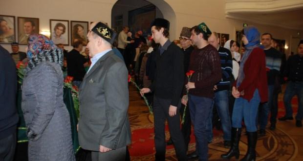 В театре Тинчурина простились с народным артистом РТ Анасом Галиуллиным