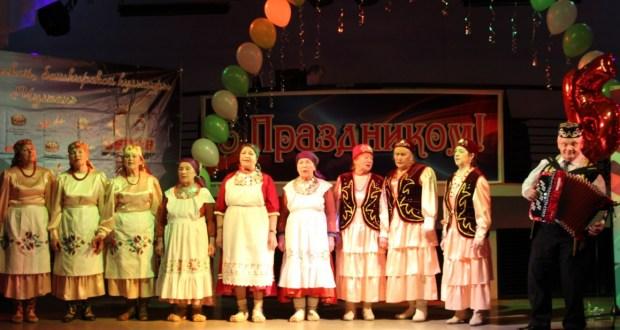 Jubilee celebrations in Serov
