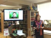 В «Татарской гостиной» прошла лекция «Тукаевские чтения. День родного языка»