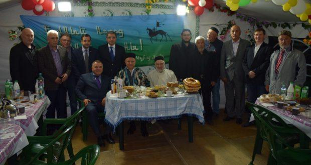 «Штаб» татар в Москве  впервые провел ифтар тюркских народов