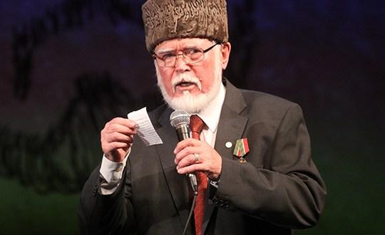 Татарстан Милли музеенда Рабит Батулланың юбилеена багышланган Әдәби салон утырышы була