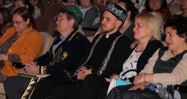 Вечер дружбы народов «Дети одной планеты» состоялся в Люберецах