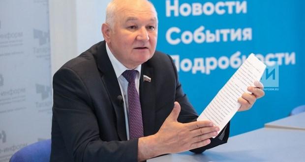 Ильдар Гильмутдинов о законопроекте о родных языках: «Все услышали республики»