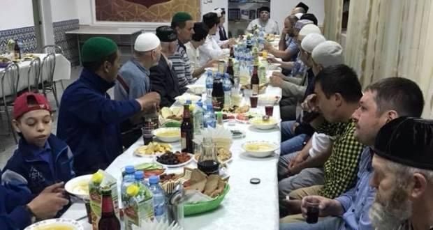 В Соборной мечети г. Н. Новгорода  прошли ифтары