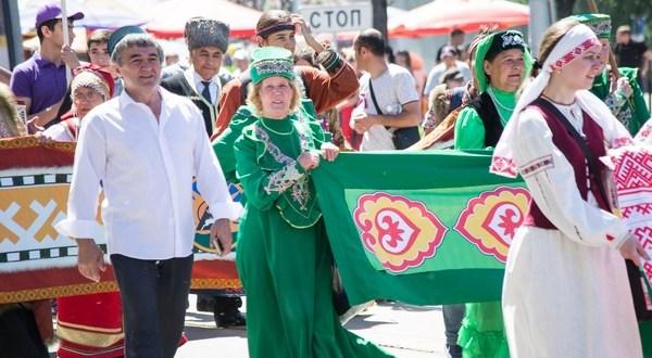 Түбән Новгородта «Россия халыклары дуслыгы парады»нда татар җырлары һәм биюләре булачак