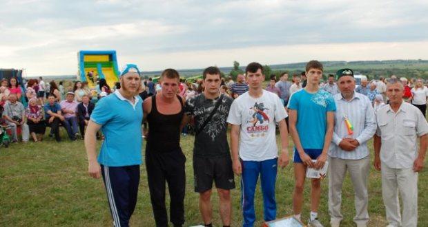 В Нижегородской области в единственном татарском селе Княгининского района прошел Сабантуй