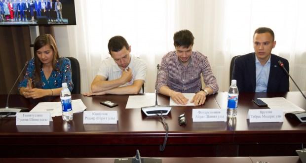 Форум татарской молодёжи: Будущее через 30 лет
