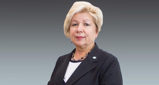 Директор Республиканского общественного фонда Всемирного конгресса татар Сария Файзелхаковна Зиннатова