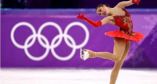 Фигуристка Загитова претендует на звание спортсменки года
