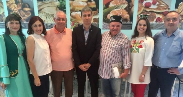 Татары Москвы укрепляют сотрудничество с татарским конгрессом Нижнекамска