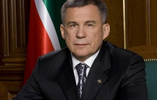 Татарстан Президенты Ринат Закировны юбилее белән котлады