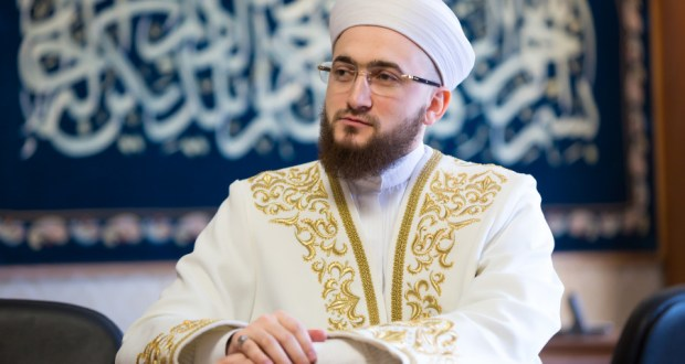 Congratulation  by the mufti of Tatarstan on the holiday of Kurban-Bayram