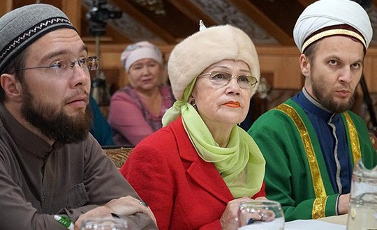 Бизнесмены-мусульмане возрождают традиции татарских мунаджатов