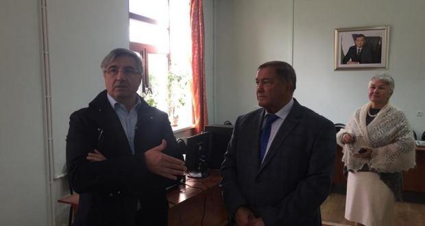 Васил Шәйхразиев: Үзбәкстанның Ташкент шәһәрендәге татар үзәгендә милли тормыш кайнап торырга тиеш