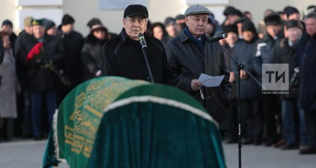 Today at the Galiyevskaya mosque dua for the rest of the soul of Sakina Shaimieva will be held