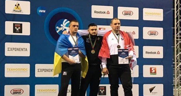 Samara wrestler Ramis Teregulov – 4-time World Champion in pankration!