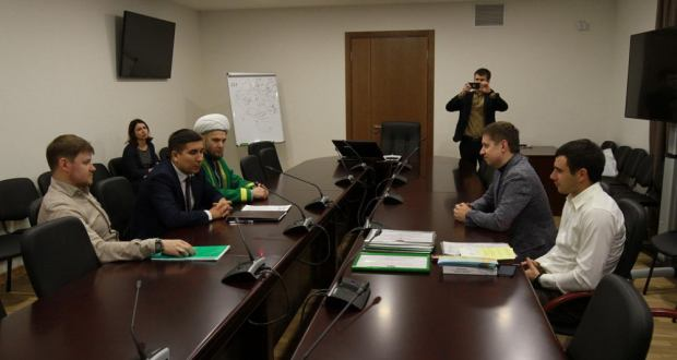 The World Tatars Congress  visited by the delegation of the Saratov region
