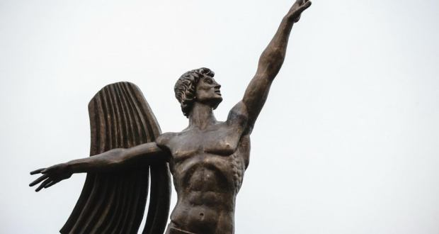 The first monument to Rudolf Nureyev opened in Tatarstan