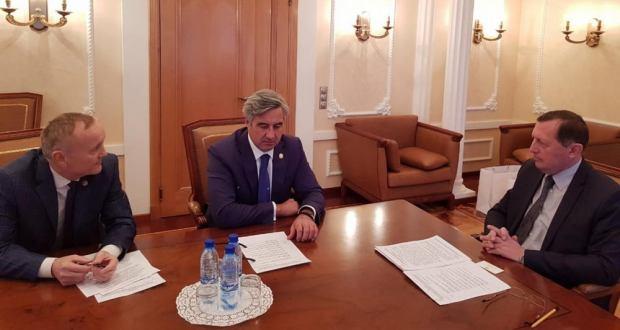 Свердловск өлкәсе Губернаторы урынбасарына өлкә татарларын борчыган сораулар җиткерелде