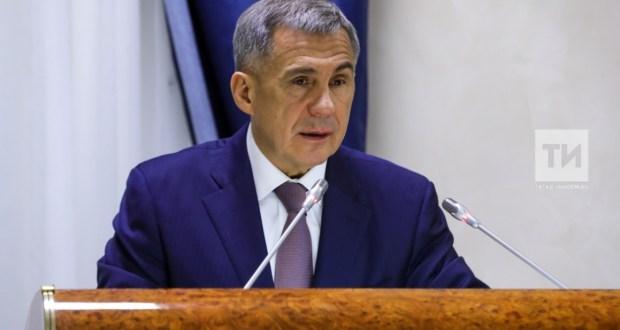 Президент татар телен кулланмауны үз милләтеңне хөрмәт итмәү дип бәяләде