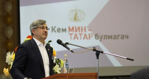 Василь Шайхразиев: Стратегия татарского народа станет главным документом для Национального совета