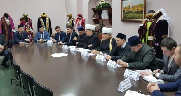II съезд Духовного управления мусульман Ивановской области