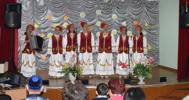Вокальный ансамбль «Нур» г.Тары Омской области отметит 15-летие