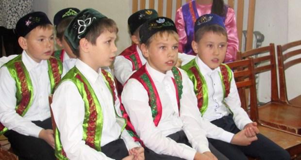 Удмуртия татарлары: Туган телебез югалмасын иде