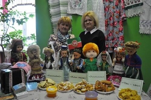В Калуге состоялся день национальной культуры Татарстана