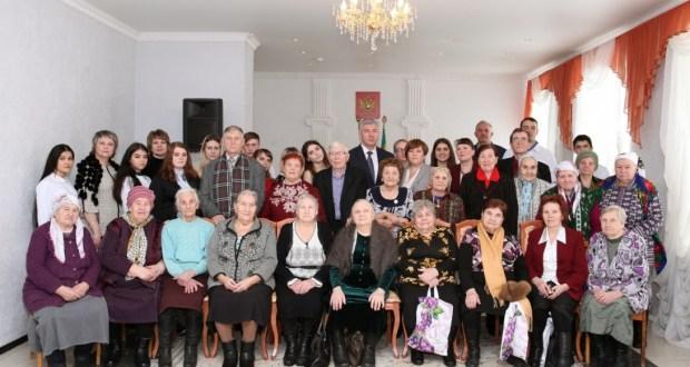 Мероприятие в ЗАГСе, посвященное 80-летнему юбилею Пензенской области