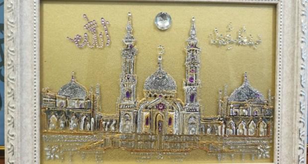 В Санкт-Петербурге открылась выставка работ Сании Бахтияровой