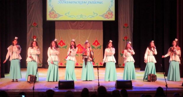 Төмән өлкәсендә татар мәдәнияте көннәре гөрли