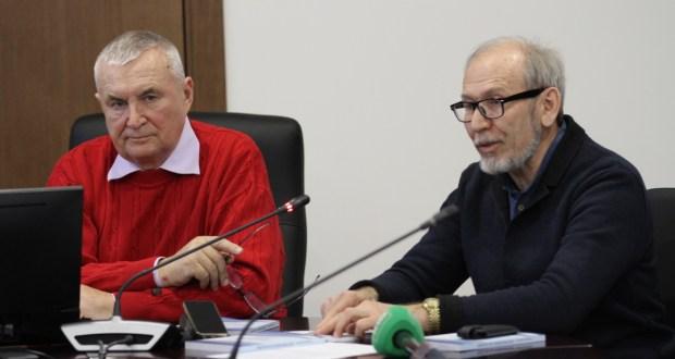 В конгрессе татар презентовали книгу Римзиля Валеева