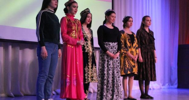 "An activist of the Council of Tatar youth of the TOСTS ""Tashkent"" participates in  selection of students of Kazan universities for the title of ""The Beauty of Uzbekistan — 2019"" in Kazan"