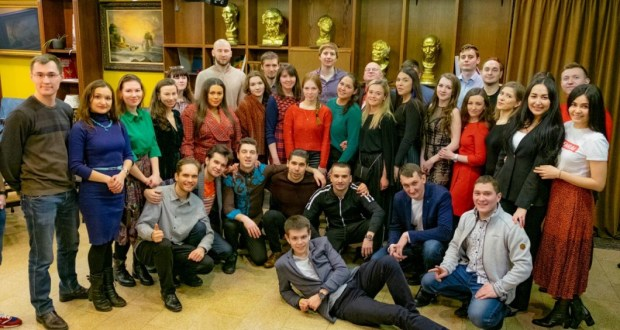 The Moscow Shtab of the Tatars held TATAR PARTY