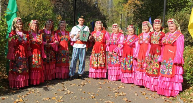 In the Sverdlovsk region  contest  of Tatar folk art named after Sardaria Nigamatova to be held