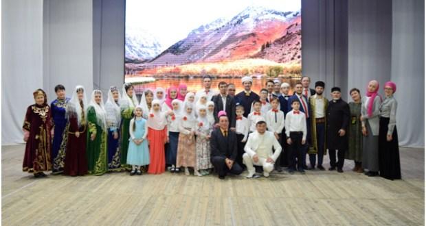 В Екатеринбурге прошло необычное культурно-просветительское мероприятие, посвященное личности Пророка Мухаммада (мир ему)