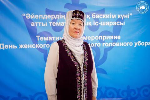 Яннат Низамутдинова: Если ты богат – делись, если беден – делись теплотой своего сердца