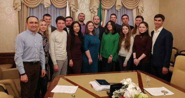 В Совете молодежи новые назначения