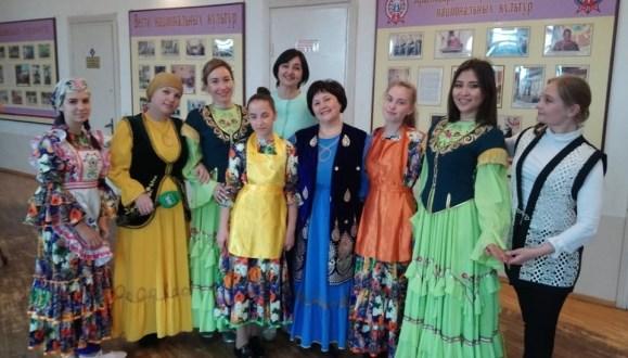 В гостях татарской общины Краснодара побывала съемочная группа ТНВ