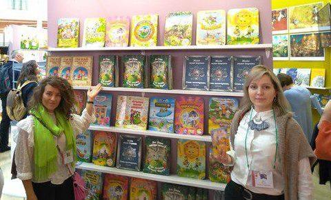 Издательство РТ впервые представило отдельный стенд на международной книжной ярмарке в Италии