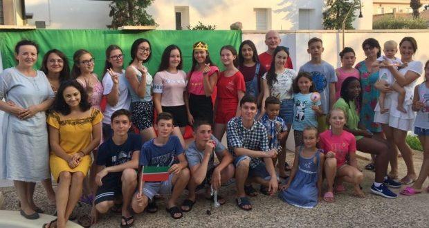 19 июль — 25 август көннәрендә Испаниядә Халыкара татар балалары лагере эшли