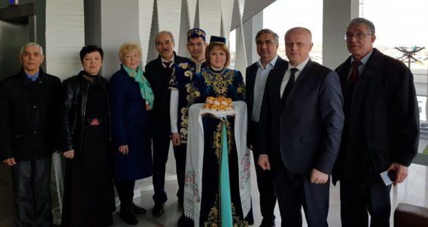 Василь Шайхразиев прибыл с рабочим визитом в Пермь