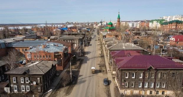 Татарская слобода в Томске: заброшена и умирает?