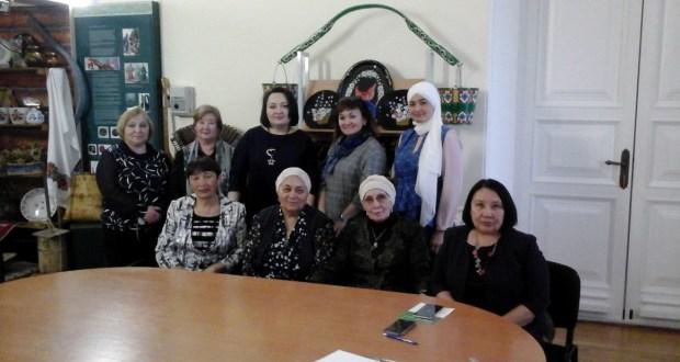 В Тюмени обсуждали вопросы усиления активности женского движения
