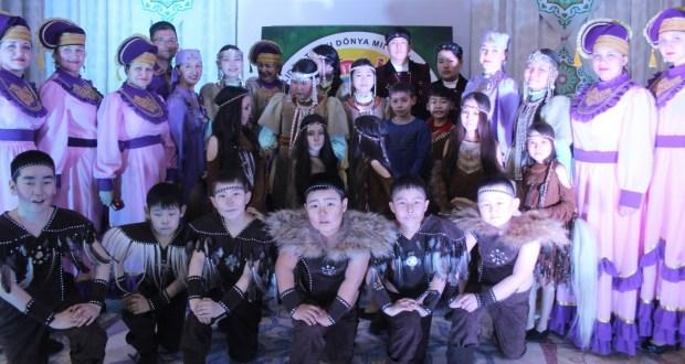 «URMAI-ZALIDA» — это знакомство участников с творчеством коллективов из регионов России (Фоторепортаж)