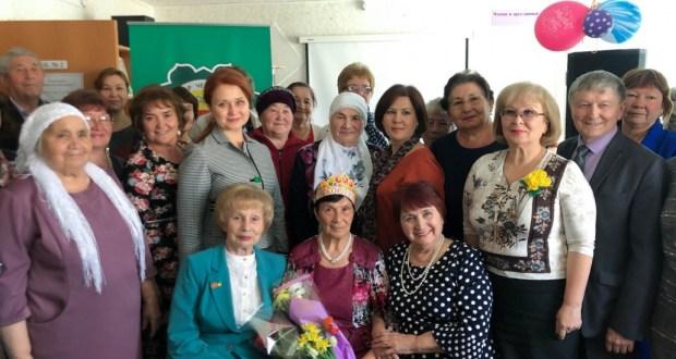 в Международный день семьи, Конгресс татар Челябинской области побывал в гостях у кунашакцев