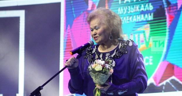 Татарстанның халык артисты  Хәмдүнә Тимергалиева бүген 70 яшь!
