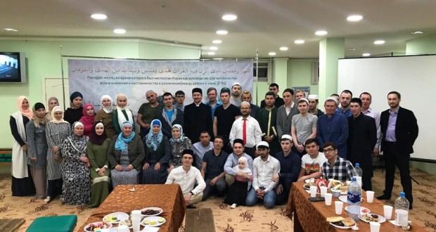 Молодёжный ифтар в Свердловской области
